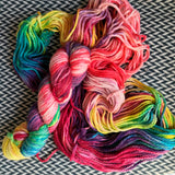 PARTY LIKE A ROCK STAR -- Flushing Meadows bulky merino yarn -- ready to ship