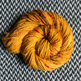 QUEEN BEE -- Flushing Meadows bulky weight yarn -- ready to ship