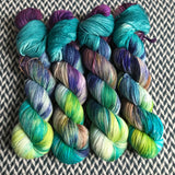 MONET'S AFTERNOON -- Times Square sock yarn -- ready to ship