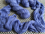 FIRST OFFICER -- dyed to order yarn
