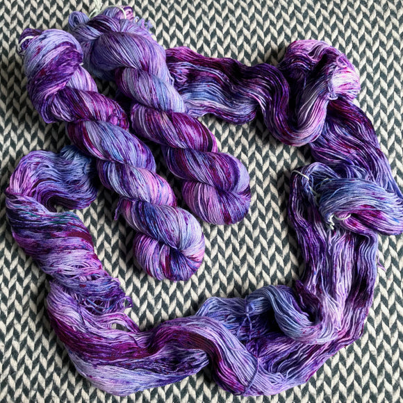 LAGO FIORI -- dyed to order yarn