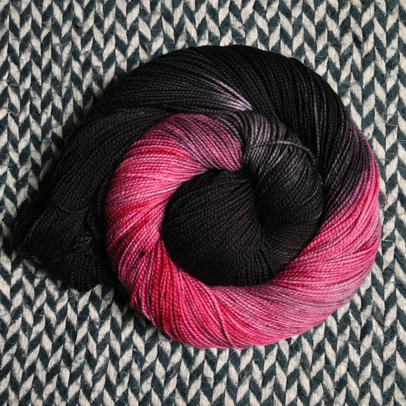 IN A NEW YORK MINUTE -- Harlem sock yarn -- ready to ship