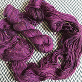 VELVETEEN -- Alphabet City tweed sock yarn -- ready to ship