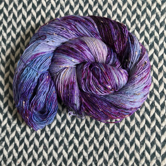 LAGO FIORI -- Alphabet City tweed sock yarn -- ready to ship