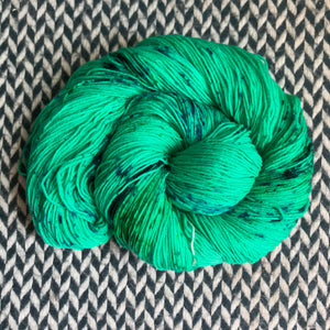 EVERMINT -- Times Square merino/nylon sock yarn -- ready to ship