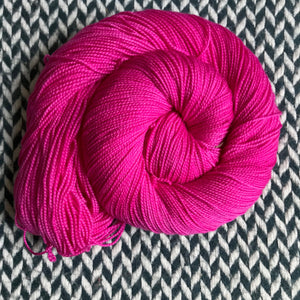 AMOUR ACIDE -- Harlem sock yarn -- ready to ship