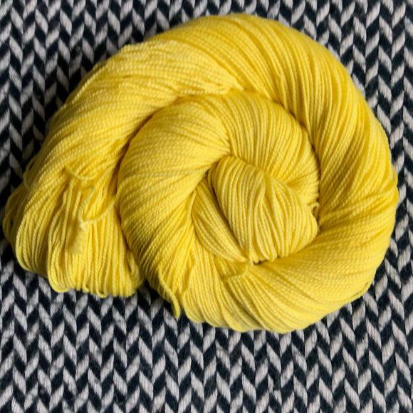 PEEP! -- Harlem sock yarn -- ready to ship