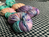 IRIDESCENCE -- dyed to order yarn