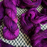 ELECTROPOP -- Brooklyn Bridge worsted weight yarn -- ready to ship