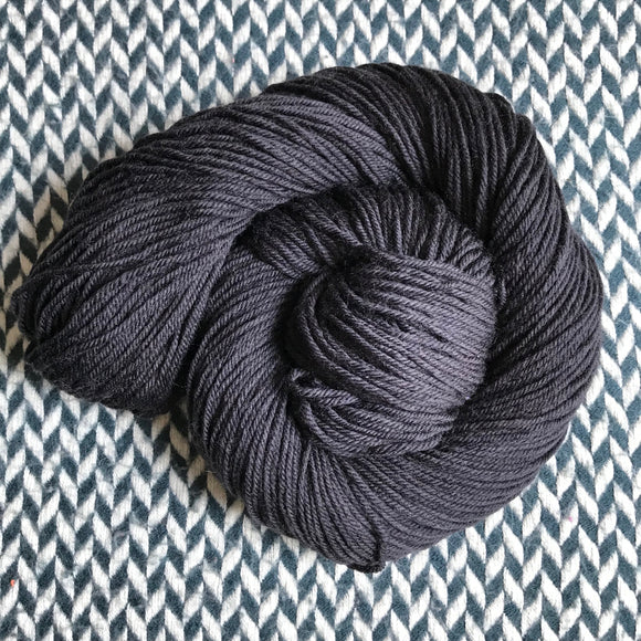 NIGHT SMOKE -- Greenwich Village DK yarn -- ready to ship