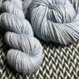 SKY -- Pelican Bay bulky nonsuperwash yarn -- ready to ship