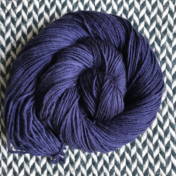 NAVY STORM -- Greenwich Village DK yarn -- ready to ship