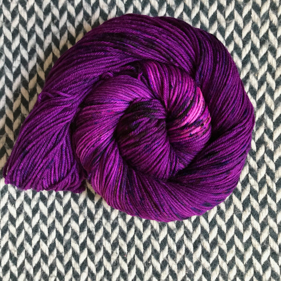 ELECTROPOP --  Greenwich Village DK merino yarn -- ready to ship