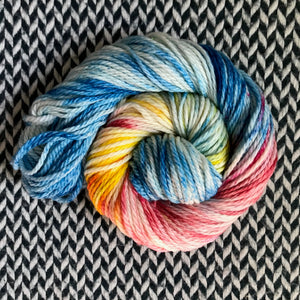 SWIFTWIND -- Flushing Meadows bulky weight yarn -- ready to ship