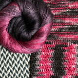 IN A NEW YORK MINUTE -- Park Ave silk lace yarn -- ready to ship