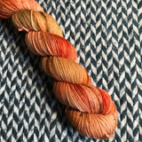 ANNA BALCH -- Half-Skein -- Times Square sock yarn -- ready to ship