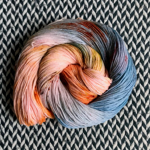 SOL LEVANT -- Times Square sock yarn -- ready to ship