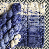 FADED JEANS SET *4 Skein Set* -- dyed to order yarn