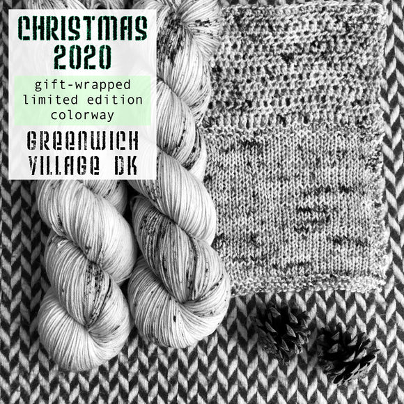 CHRISTMAS 2020 -- Greenwich Village DK -- Limited Edition yarn