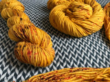 QUEEN BEE -- dyed to order yarn
