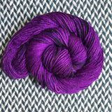ELECTROPOP -- Tribeca sparkle DK yarn -- ready to ship