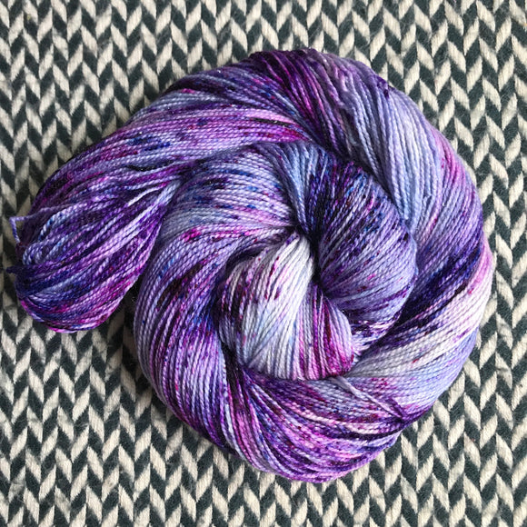 LAGO FIORI -- Broadway sparkle sock yarn -- ready to ship