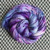 LAGO FIORI- Brooklyn Bridge worsted weight yarn -- ready to ship