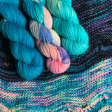 "WATERWAYS TRIO ""Odyssey""  *3 Skein Set* -- DK yarn -- ready to ship"