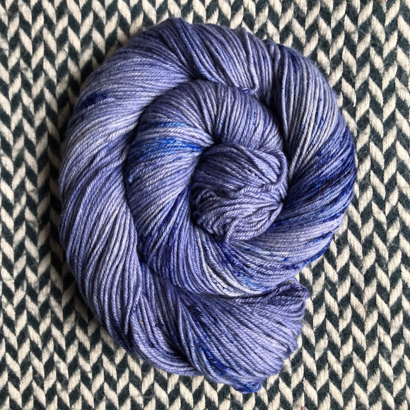 BLUE JEANS -- Greenwich Village merino DK yarn -- ready to ship