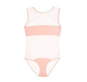 The LOVE Bodysuit | Rose