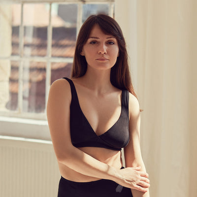 The SMOOTH Bra | Black - NALU