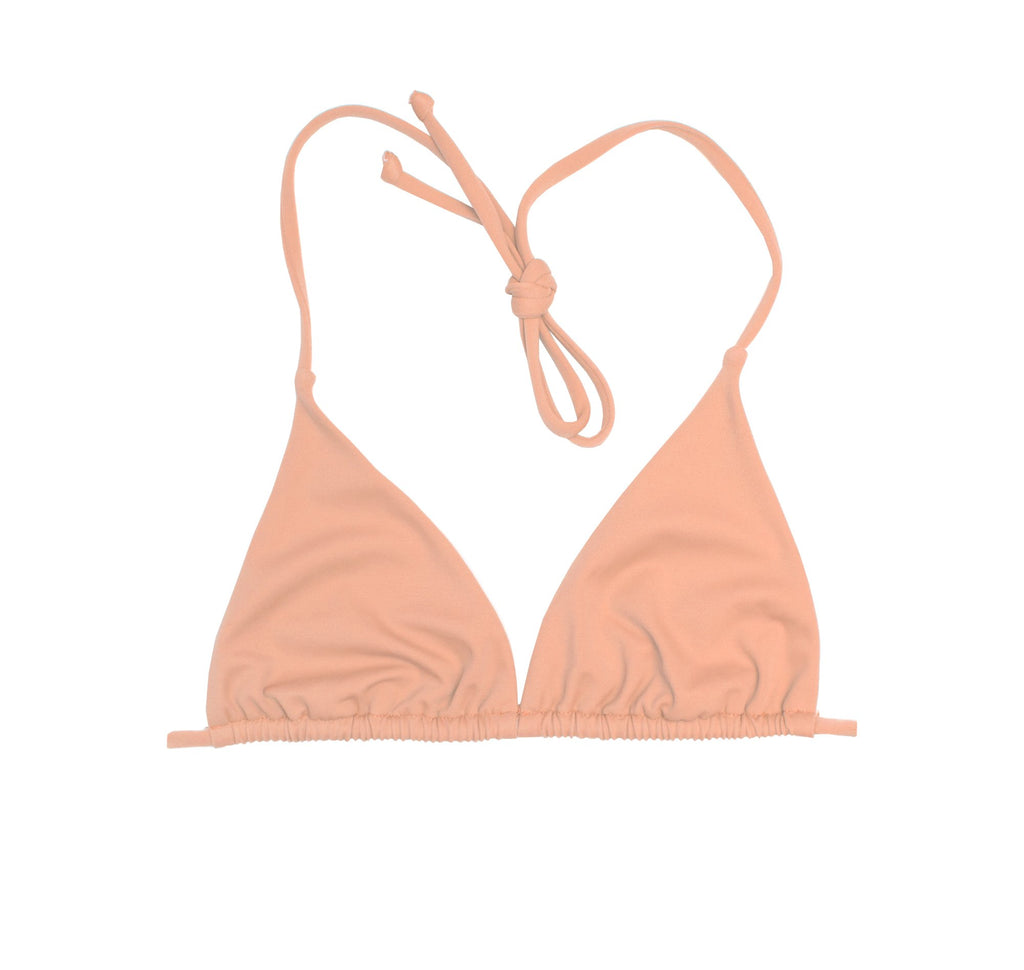 The BASIC Swim Top | Grapefruit