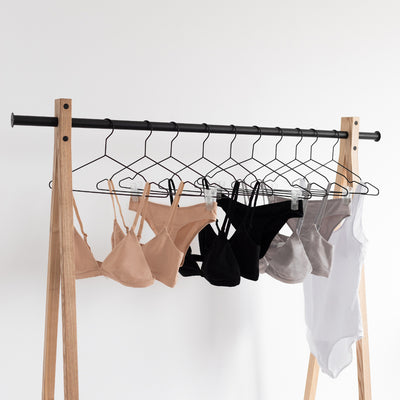 The BASIC Bra | Black [Archive Sale] - NALU