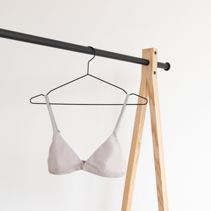 The BASIC Bra | Grey [Archive Sale] - NALU