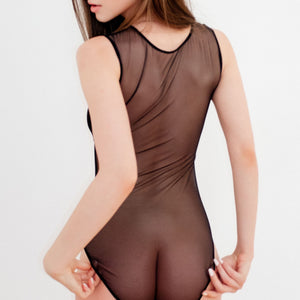 The LOVE Bodysuit | Black - NALU