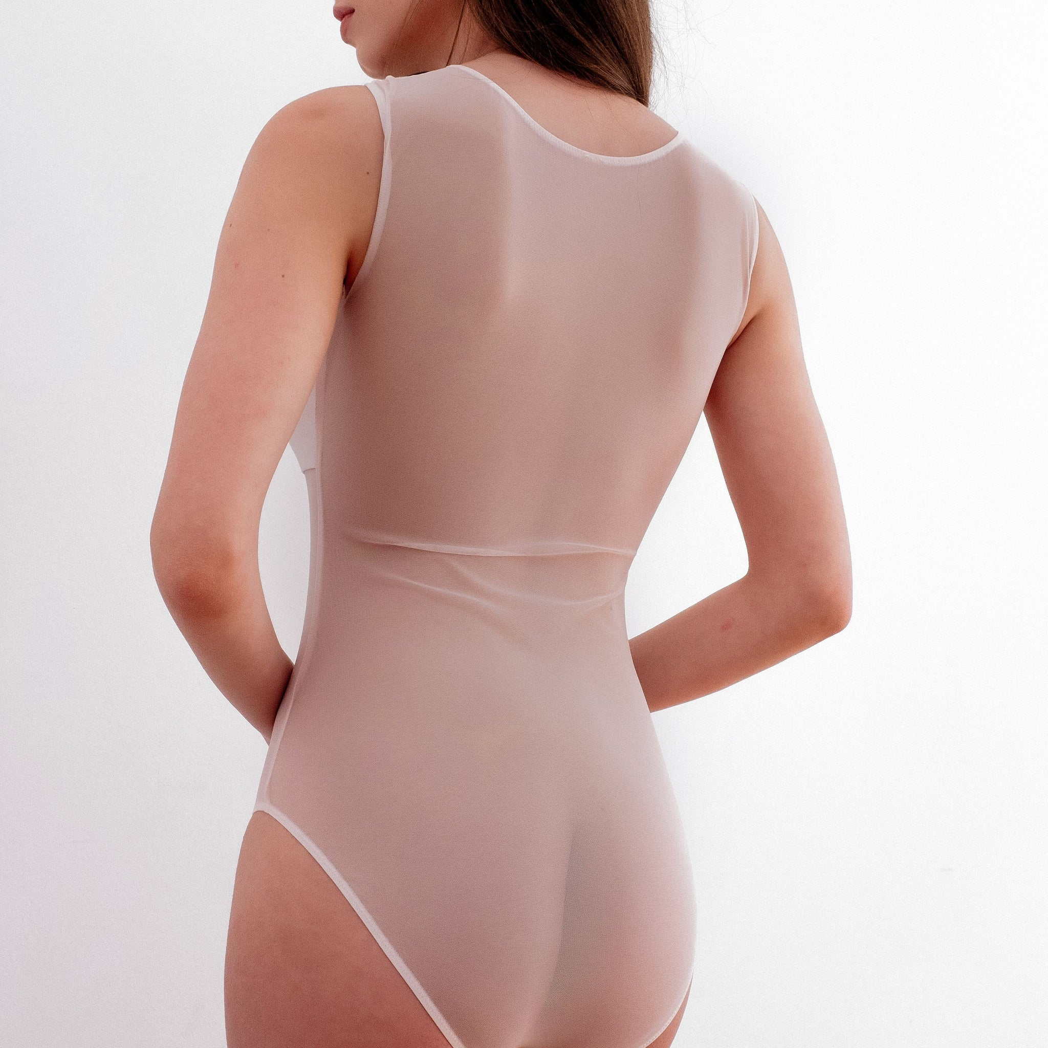 The LOVE Bodysuit | Rose - NALU