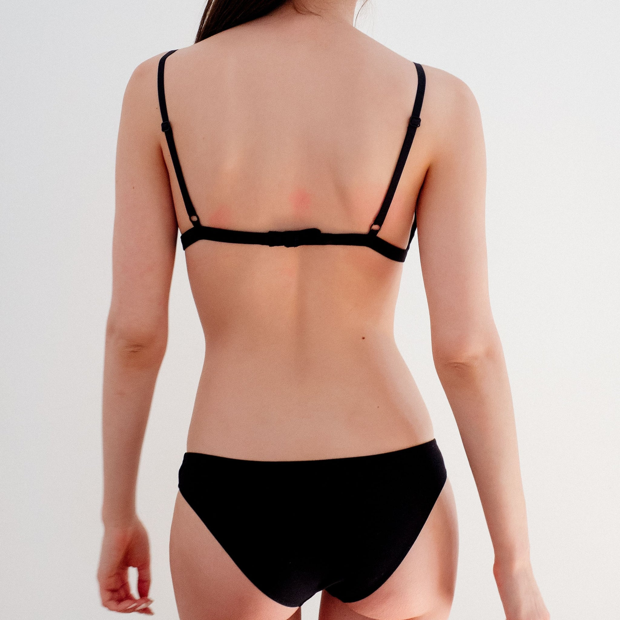 The BASIC Bra | Black - NALU