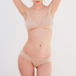 The BASIC Bra | Nude