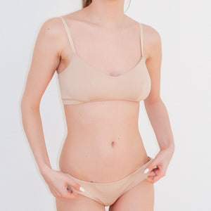 The CHILL Bra | Nude