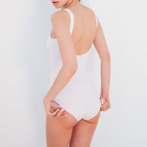 The BASIC Bodysuit | White - NALU