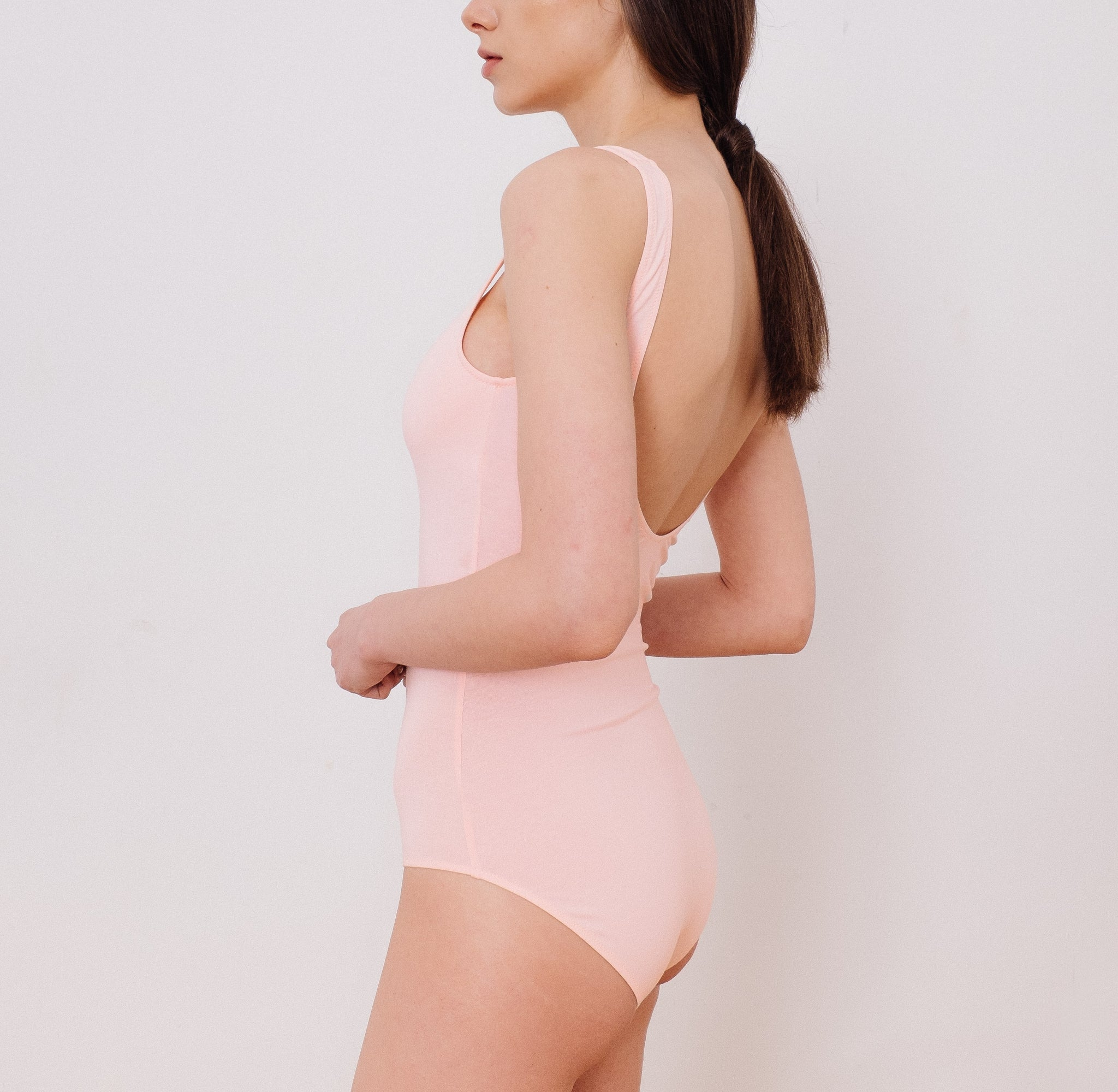 The BASIC Bodysuit | Rose - NALU