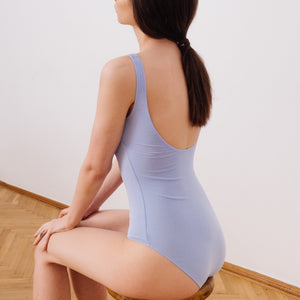 The BASIC Bodysuit | Blue - NALU