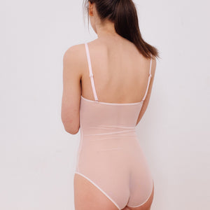 The PLAY Bodysuit | Rose