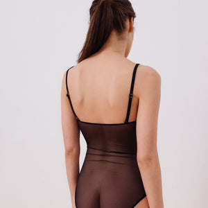 The PLAY Bodysuit | Black - NALU