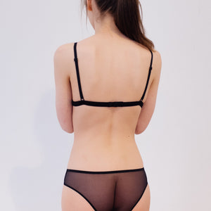 The PLAY Bra | Black - NALU