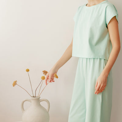 The SERENE Tee | Mint - NALU