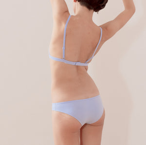 The BASIC Bra | Blue