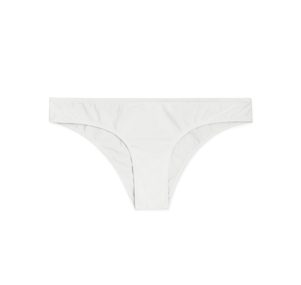 The BASIC Briefs | White - NALU