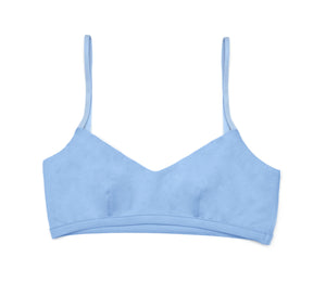 The CHILL Bra | Blue - NALU