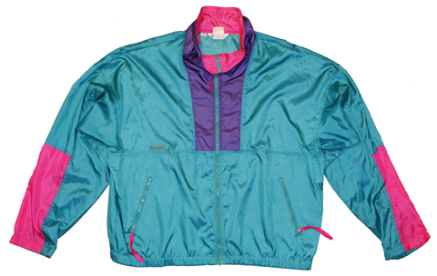 Columbia Deco Windbreaker XL